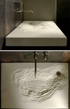 5 Most Amazingly designed Sinks, love the creativity