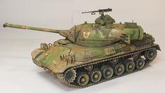 type 61tank. japan