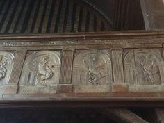 église Saint-Catherine.Honfleur. Normandie