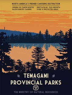 Ahhh.... Temagami, I think I love you.