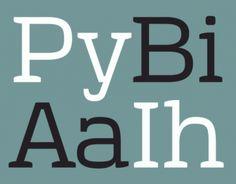 "Dai un'occhiata a questo progetto @Behance: ""Typeface Polaris (FREE)"" https://www.behance.net/gallery/6273951/Typeface-Polaris-(FREE)"