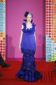 Christian Lacroix Printemps-été 2008 - Haute couture - http://fr.flip-zone.com/christian-lacroix,444