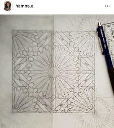 Geometry Pattern, Geometry Art, Celtic, Pattern Design, Inspiration, Islamic, Grid, Zen, Patterns