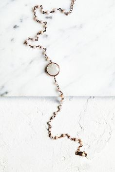 ela rae Libi Stone Choker at Free People Clothing Boutique