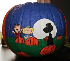 It's The Great Pumpkin, Charlie Brown.