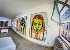 La Street art nel cuore di Tunisi
