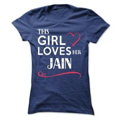 [Hot tshirt name ideas] This girl loves her JAIN  Coupon Today  This girl loves her JAIN  Tshirt Guys Lady Hodie  SHARE and Get Discount Today Order now before we SELL OUT  Camping girl loves her jain sweatshirt nee this girl