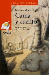 CAMA Y CUENTO – Gonzalo Moure – cuento, narración oral