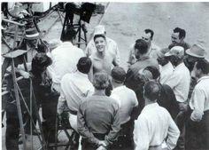 Elvis Presley - Behind the scenes 'Jailhouse Rock'