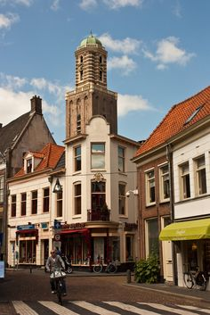 zwolle, the netherlands | cities in europe + travel destinations #wanderlust