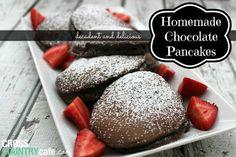 Chocolate Pancakes Recipe