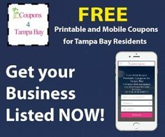 Add your business and let Tampa Bay residents find deals for your business http://ift.tt/2jCHAUA CLICKABLE IN PROFILE
