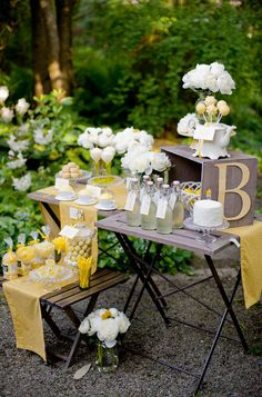 Candy bar and dessert table inspiration