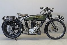 Rudge 1921 Multi 500cc