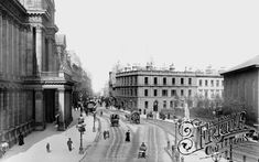 Colmore Row 1896