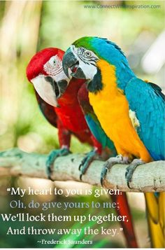 """""""My heart to you is given: Oh, do give yours to me; We'll lock them up together, And throw away the key. Key Quotes, Valentine's Day Quotes, Love Quotes, Happy Hearts Day, Heart Day, Inspirational Quotes About Love, Quote Of The Day, Google Search, Qoutes Of Love"""