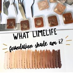 Now you can figure out exactly what LimeLife foundation shade you are! Once you find out your shade, hop back over here to shop! While the quiz will give you a general direction, please feel free to contact me for a personal color match. Foundation Online, Foundation Brush, Foundation Shade, Alcone Makeup, Makeup Over 40, Makeup For Older Women, Perfect Foundation, Makeup Tips For Beginners, Professional Makeup Artist