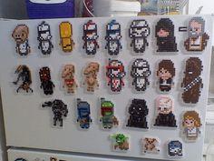 Star Wars Fridge Magnets