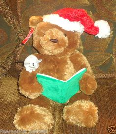 gund twas the night before christmas story time bear