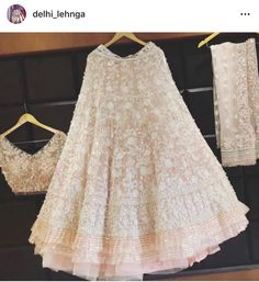 Pearl_designers Book ur dress now Completely stitched Customised in all colours For booking ur dress plz dm or whatsapp at 91 9582994206 Indian Bridal Outfits, Indian Designer Outfits, Pakistani Dresses, Indian Dresses, Lehnga Dress, Indian Lehenga, Lehenga Choli, Lehenga Designs, Indian Couture