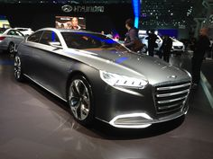 Cool Stuff We Like Here @ CoolPile.com ------- << Original Comment >> ------- 2014 Hyundai HCD-14 Genesis Concept
