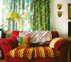 #Home #ideas: Kitschy Living