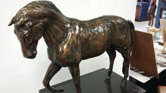 Bronze  of Danie Nel