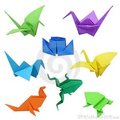 A Brief History Of Origami - Japan Paper Art - Just Dream High and ...