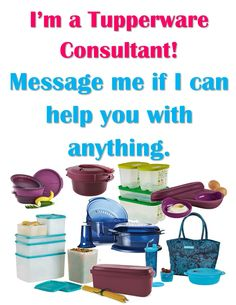 Tupperware consultant here to help you! You can also order products online at www.my.tupperware.com/LeAnnBarker