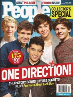 One Direction - People Magazine Collector's Special by People