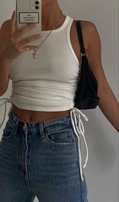 Adrette Outfits, Teen Fashion Outfits, Cute Casual Outfits, Retro Outfits, Look Fashion, Fall Outfits, Summer Outfits, Girly Outfits, Stylish Outfits