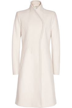 They may not seem all that practical, but a white coat is always a chic way to do winter style. With everything from button-adorned military designs to oversized wrap pieces on offer, we'll be teaming ours with black and grey shades for a crisp, fresh aesthetic.