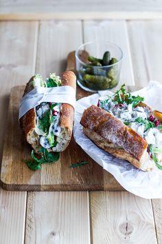 hønsesalat - kyllingesalat - sandwich (2)
