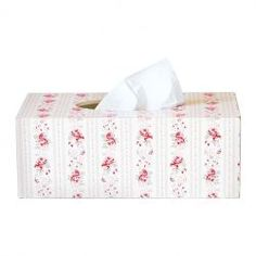 GreenGate Tissue Box Cover 'Vilma', Vintage