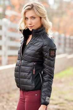 Alpina - Ultra-Light Down Jacket #alpnrock