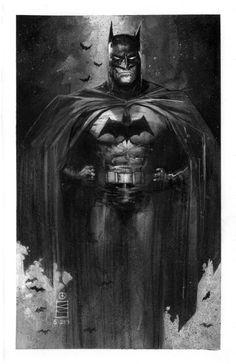 Batman by Eddy Newell I Am Batman, Batman Comic Art, Batman Stuff, Nightwing, Batgirl, Fictional Heroes, Batman Tattoo, Comic Villains, Best Superhero