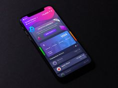 Great work from a designer in the Dribbble community; Ios App Design, Web Ui Design, Mobile App Design, Interface Design, User Interface, App Design Inspiration, Mobile App Ui, Cryptocurrency, Ui Ux