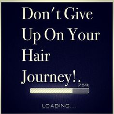 Focus, focus, refocus. Don't grow weary!!! #teamnatural #hairspiration