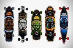 #Star Wars - Santa Cruz Skateboards