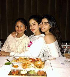 @sridevi.kapoor 's daughters