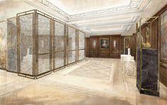 Lanesborough opens London Club & Spa in March: Travel Weekly Roman Bath Spa, Best Interior, Interior Design, London Clubs, Hotel Guest, Luxury Spa, Grand Hotel, Modern Classic, House