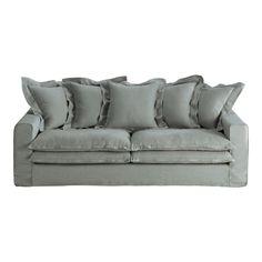 Changer la housse de votre canapé Home Spirit. 7 coloris au choix ...