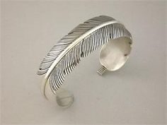 Indian Feather Bracelet from the DOI Indian Craft Shop! Make it a ring!