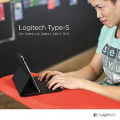 Logitech Offers Keyboard Case for the New Samsung Galaxy Tab S 10.5-inch