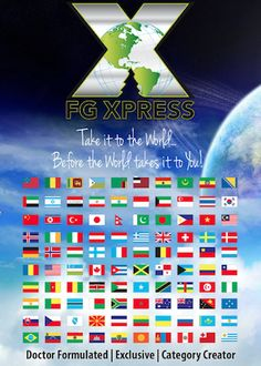 Launching in EVERY Country in the World! Watch this short overview video about building a Global Business with FG Xpress: http://www.fgxteam.com/blog/fgxpress