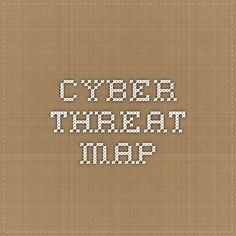 Cyber Threat Map