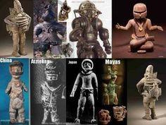 Arqueologia Extraterrestre, Construcciones de otro tiempo