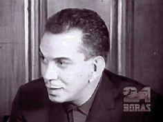 """Cantinflas con Zabludovsky (Entrevista completa que sale en la Película """"Cantinflas"""" de 2014) Así como quién dice, y pa' no perder la costumbre, en esta entrevista de 1967, Cantinflas ya era Cantinflas y Zabludovsky ya era Zabludovsky. Fue realizada para el programa """"Efemérides"""" y retransmitida con motivo de la muerte del genio cómico en el Programa """"24 Horas"""", en 1993."""