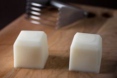 how to make vegan shortening