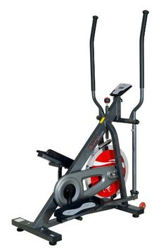 Sunny Flywheel Elliptical Trainer Grey ** You can get more details by clicking on the image.